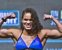 Amanda Nunes / MMA FIght 8 x 10 GLOSSY Photo Picture IMAGE #2
