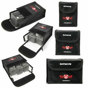 Lipo Battery Safe Bag Explosion-proof Case Cover for DJI MAVIC 2 Pro Drone Power