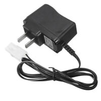 Rechargeable Battery Charger SC Batteries Pack EL Plug Adapter 7.2V 250mA Output