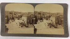 Bethlehem of Judea, Birthplace of Jesus, Palestine Stereoview Circa 1896