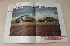 Auto Bild 17999) Lancia Thema 8.32 mit 215PS besser als...?