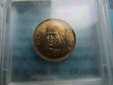Superb Rare Grade Low Mintage Issue Brazil 1935 500 Reis. ICG Cert MS66.