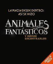 La magia desde dentro: asi se hizo Animales fantasticos y donde encontrarlos