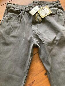 Levi's Skateboarding Grey Baggy Pant Jeans Size W34 L32