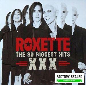 Roxette – XXX (The 30 Biggest Hits) 2 x CD Set NEW