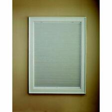 "Levolor Room Darkening Cordless Cellular Shades 36""x72"" in Snow/White 0059314"