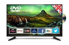 Cello C43SFS D 43-Inch Android 7.0 Smart LED TV with DVD Player - Black