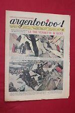 rivista a fumetti ARGENTOVIVO ED. LA TRIBUNA ANNO II N.49 (1937)