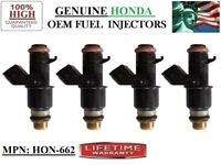 Details about  /NEW GENERATION 4 Fuel Injectors for Echo//Prius /& Scion xA//xB 1.5 I4 OEM Denso