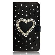 3D Bling  Schutz Hülle Strass Schmuck Glitter Handy Tasche Glitzer Case Cover