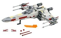 LEGO STAR WARS 75218 REBEL X-WING STARFIGHTER BUILD ONLY - NO MINIFIGURES