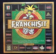 NEW   FRANCHISIT BOARD GAME - First Edition   Business-Francising  -   SEALED