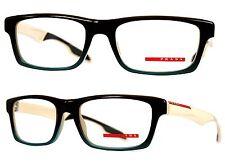 Prada Fassung Brille /Glasses VPS07C 55[]18 LAO-1O1 140 Nonvalenz  / 28 (2)