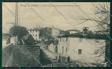 Firenze Borgo San Lorenzo Fornace Modi cartolina QQ2264