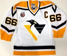 MARIO LEMIEUX PITTSBURGH PENGUINS AUTHENTIC STARTER 1993 JERSEY NEW W/ TAGS 48