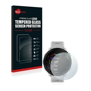 Tempered Glass Screen Protector for Garmin Forerunner 55 Protection Clear 9H