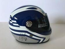 Tincknell, Priaulx, Derani Hand Signed Ford GT 1/2 Scale Helmet Le Mans.