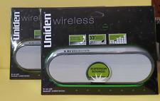 2 Uniden UNPN251 Wireless Portable Bluetooth Superior Speakers  ~ Free Shipping