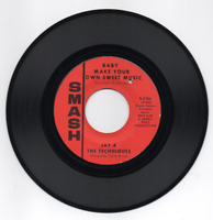 JAY AND THE TECHNIQUES Baby Make Your Own Sweet Music NORTHERN SOUL 45 (SMASH)
