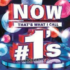 Now #1s by Various Artists (CD, May-2015, Universal) NEW