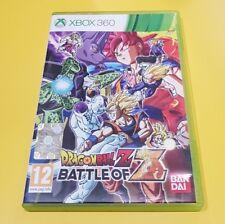 Dragonball Z Battle of Z GIOCO XBOX 360 VERSIONE ITALIANA