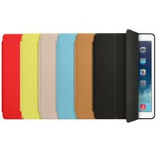 More details for official apple leather smart case for ipad air 1