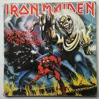 Iron Maiden – The Number Of The Beast [1984] Vinyl LP Rock Heavy Metal EMI