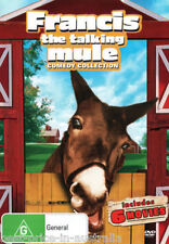 FRANCIS The Talking MULE Comedy Collection DVD 2016 6-MOVIES BRAND NEW BOX R4