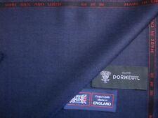 "DORMEUIL ""WOOL, SILK & LINEN"" LUXURY SUITING FABRIC - 3.4 m. - MADE IN ENGLAND"