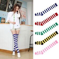 Unbranded Striped Cotton Women's Socks