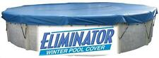 24 Round Eliminator Xtreme Above Ground Swimming Pool Winter Cover 10 Year