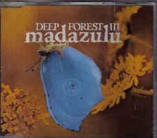 Deep Forest 3-Madazulu cd maxi single