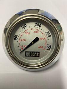 Grillthermometer mit Rosette Deckelthermometer Temperaturfühler Ersatzteil NEU
