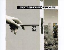 CD THE SCORPIONS crazy world 1990 EX