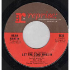 """Dean Martin Easy Listening 7"""" Singles"""