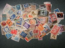 Lot of 160 Stamps from Bulgaria