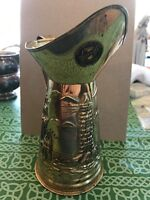 Peerage Vintage  Brass Lighthouse & Ship Pitcher- England- Free Shipping