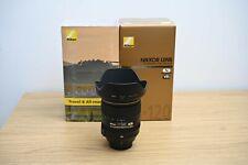 Nikon Nikkor AF-S 24-120mm 24-120 f/4 G ED VR