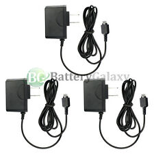 3 HOT! NEW Battery Home Wall AC Charger for LG enV enVY VX9900 vx10000 Voyager