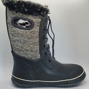 Bogs Arcata Knit kids Snow Boots
