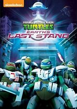 Teenage Mutant Ninja Turtles: Earth's Last Stand [New DVD] Ac-3/Dolby Digital,