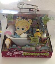Bratz BIG Babyz Bubble Blitz Claw Foot Bathtub Makes Bubbles & Duck Sprays