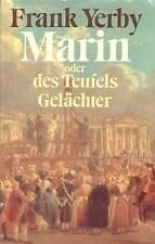 'Marin oder des Teufels Gelächter' / Frank Yerby / franz. Revolution / Roman
