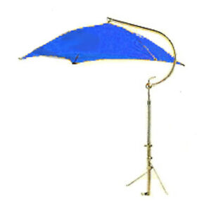 Umbrella w/ Frame & Mounting Bracket Fits Ford Fits Case Oliver Tractors Canvas
