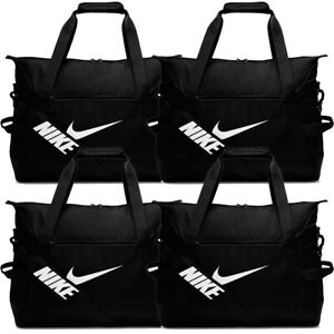 Nike Duffel Duffle Bag Academy Team Travel Holdall Bags Football Kit Gym Bag