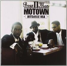 Boyz II Men / Motown Hitsville USA *NEW* CD