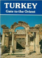 English travel guide book Turkey Gate to the Orient by Turhan Can 1990s