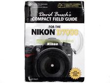 Compact Field Guide for Nikon D7000 - David Busch - Course Technology - English.