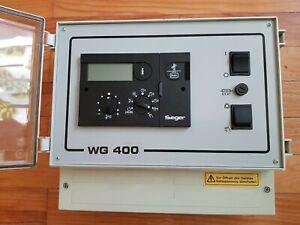 Heizungssteuerung Sieger S55A & Wandaufbaugehäuse WG 400