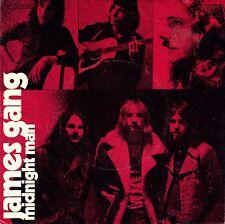 """7"""" James Gang (Joe Walsh / Eagles) – Midnight Man // Germany 1971"""